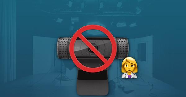 webcam wird nicht funktionieren