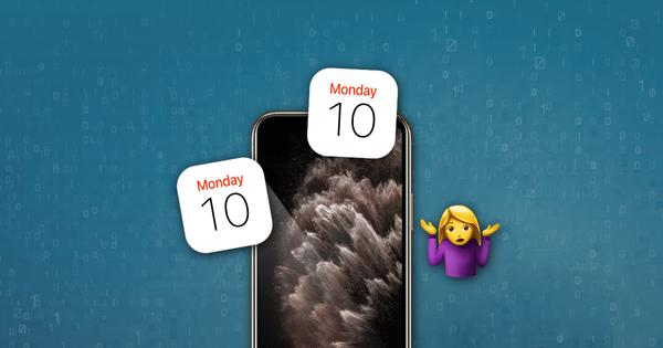 Как экспортировать и перенести календарь iPhone или iPad thumbnail