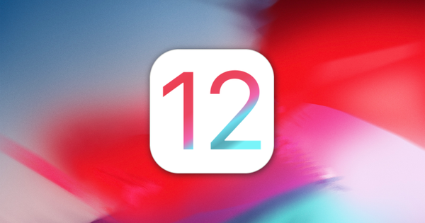iOS 12: full support for iOS and iCloud