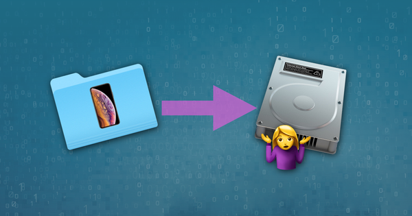 How to change the iTunes backup location