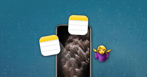 Cover image for: Как восстановить потерянные или удаленные заметки с iPhone или iPad