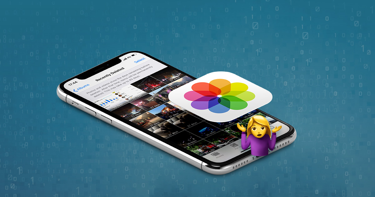 How to recover deleted photos and videos from an iPhone or