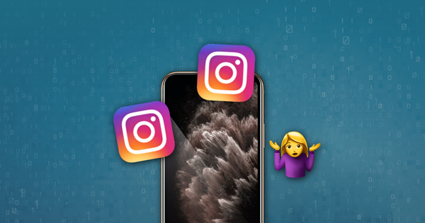 Recover iOS app data such as Instagram, Skype