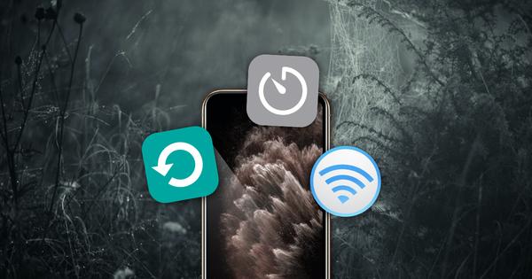 Как ускорить медленное резервное копирование iPhone или iCloud thumbnail