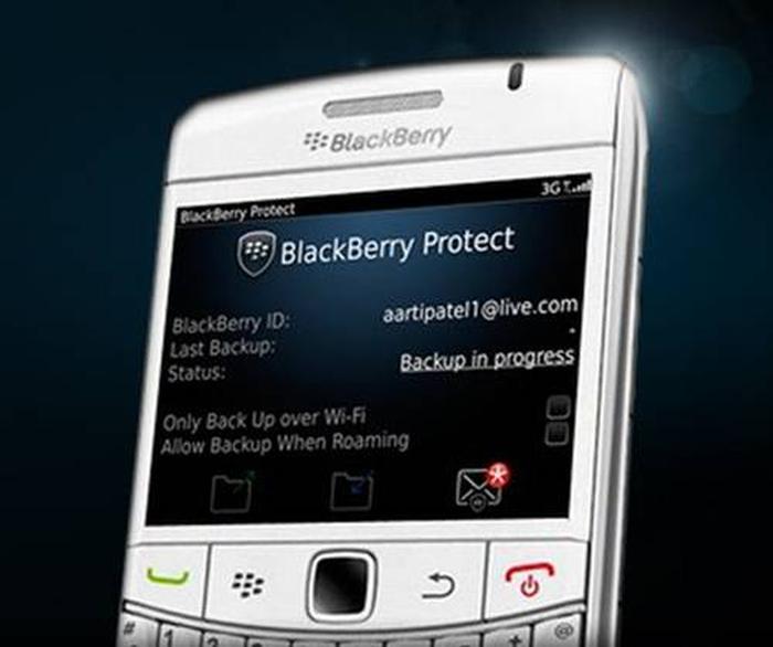 BlackBerry Protect vs  Blackberry Desktop Manager