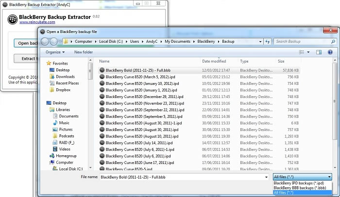 .bbb reader software