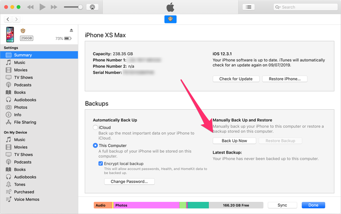 The complete guide to iTunes backups and iTunes data recovery
