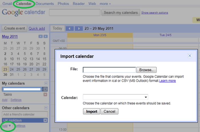 How to import & export BlackBerry data to Outlook, Gmail