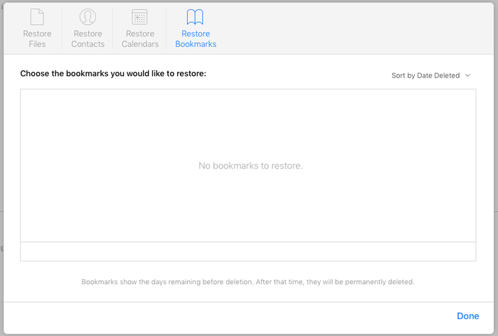 How to download iCloud photos, messages and backups