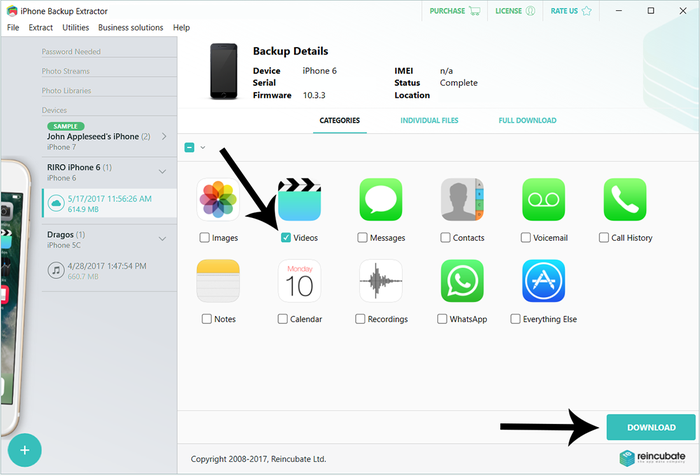 How to download or transfer iPhone and iCloud Photos