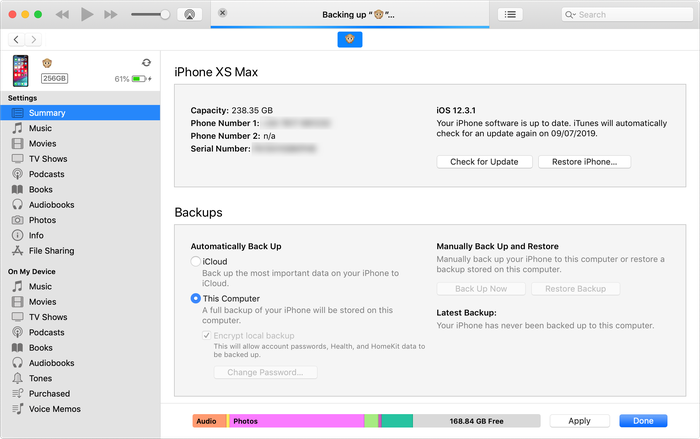 How to speed up a slow iPhone backup (updated for iCloud